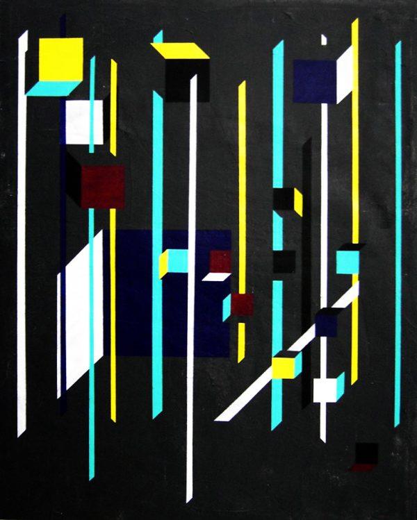 Série V, Construção II, 2015