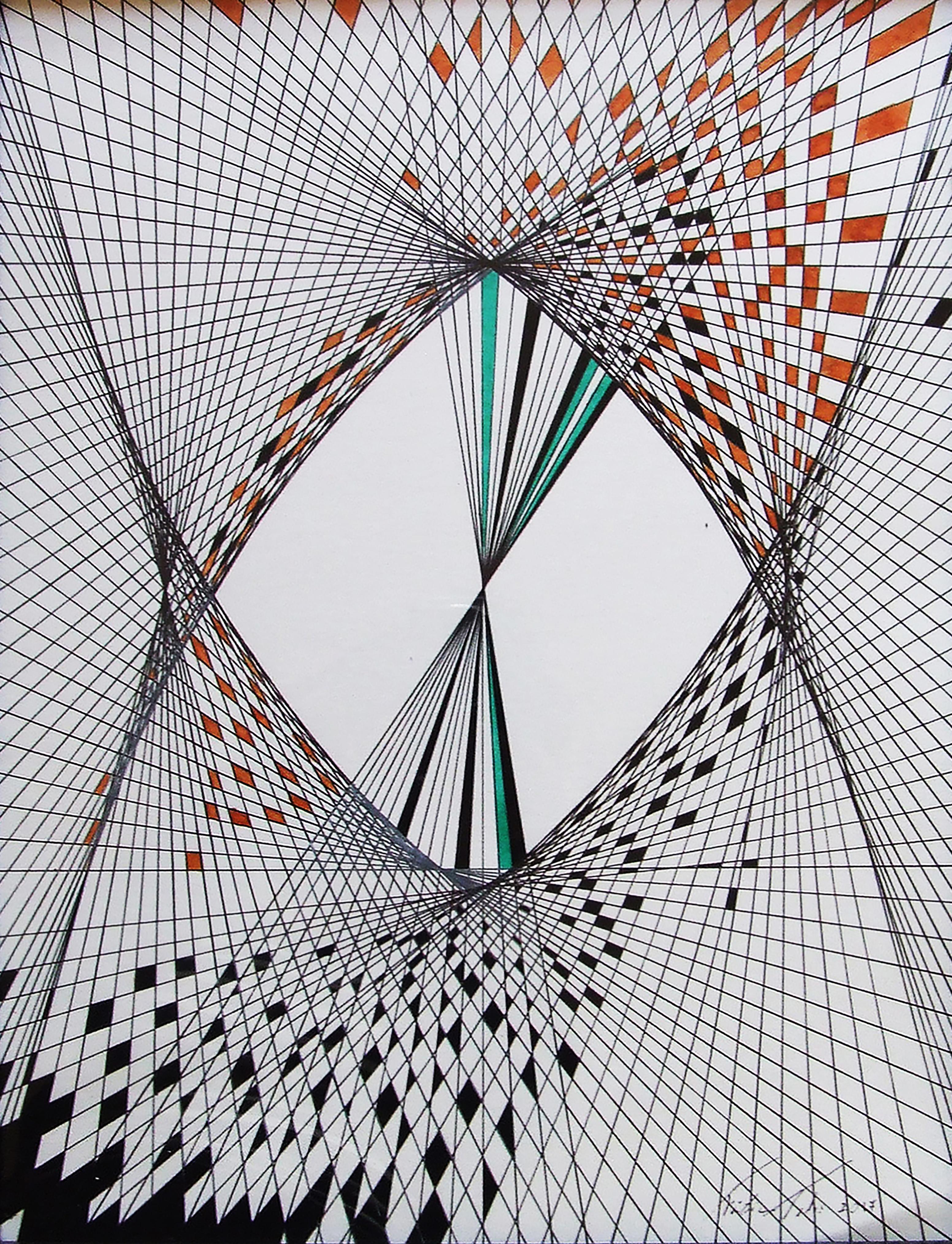 Série VI, I Construção X, 2017